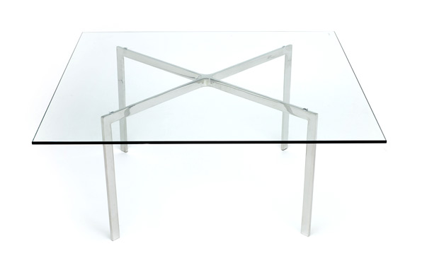 Barcelona Coffee Table By Knoll